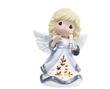 Precious Moments Christmas Let His Light Shine Musical Led Angel New 2020 201401