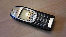 Nokia 6310i schwarz - gold inkl. Neuak. - Software 7.00 - **WIE NEU**