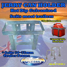Jerry Can Holder suits (Squat Style) Fuel Can20L Hot Dip Galvanized