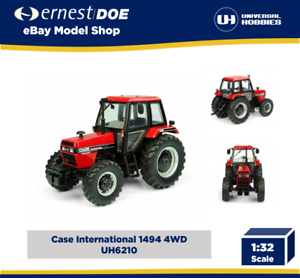 Case IH 1494 4WD Tractor (1984) UH6210 - Universal Hobbies - 1:32 Scale