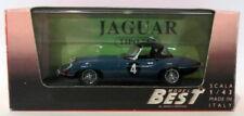 Voitures de courses miniatures Best pour Jaguar 1:43