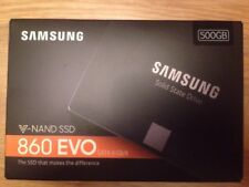 "Samsung 860 EVO 500GB 2.5"" Internal Solid State Drive Sata III 64L V NAND For PC"