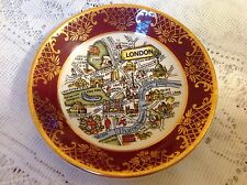"WEATHERBY ROYAL FALCON GIFT WARE LONDON 4"" BOWL ENGLAND STOKE ON TRENT"