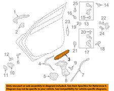 Lincoln FORD OEM 13-16 MKZ Lock -Rear Door-Handle Base Left DP5Z5426685C