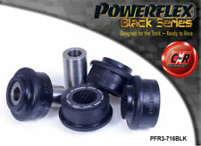 Audi A7 4WD 12- Powerflex Black Rear Track Control Arm Outer Bushes PFR3-716BLK