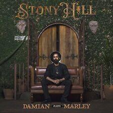 MARLEY,DAMIAN-STONY HILL (GATE) (DLX) (UK IMPORT) VINYL LP NEW