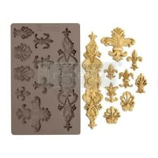 Prima Marketing Silicone Mould Mold Fleur De Lis Food Safe Clay Candy Chocolate