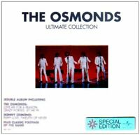 The Osmonds - Ultimate Collection [CD]