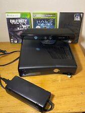 New listing Microsoft Xbox 360 Console Tested Kinect, W Games Cod, Halo And more 🔥🔥
