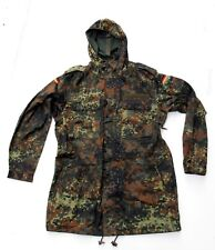 "GERMAN ARMY FLECKTARN CAMO PARKA/JACKET 43"" chest"