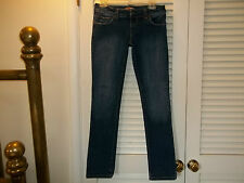 "YOUNIQUE JEANS ""SlimSkinny Lowrise Flappockets 5 Blue Cute GreatCondition!"