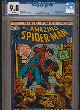 MARVEL COMICS AMAZING SPIDER-MAN #106 1972 CGC 9.8 WP JOHN ROMITA COVER