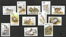 Mint Never Hinged/MNH Birds Falkland Island Stamps