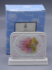 "Precious Moments ""It's Time to Bless your own Day"" Clock 102926 New"