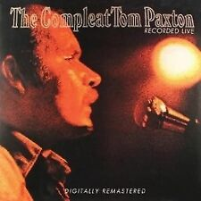 The Compleat Tom Paxton - Recorded Live Audio CD