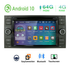 7''For FORD FOCUS/Fiesta/C-MAX 8-Core Android 10 Car DVD Radio Player Stereo BT~