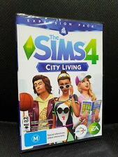 The Sims 4: City Living - PC + MAC - BRAND NEW (SEALED)