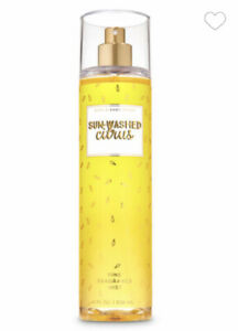 Bath and Body Works SUN-WASHED CITRUS Fine Fragrance Mist ~ 8 fl.oz.