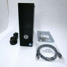 DELL PRECISION TOWER 3420 SFF I5-6500 @3.20GHZ 16GB 480GB SSD WIFI WIN10P  T5-A5
