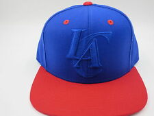 Los Angeles Clippers Wool Mitchell & Ness NBA Retro Throwback Snapback Hat Cap