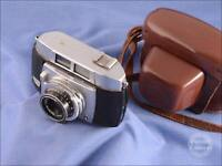 Baldessa 1 Baldanar 45mm f2.8 Classic Film Camera inc Original Case - VGC -7772