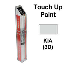 KIA OEM Brush&Pen Touch Up Paint Color Code : 3D - Bright Silver