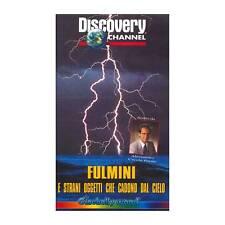 DISCOVERY CHANNEL - Fulmini e strani oggetti che cadono