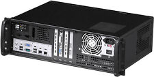 "3U (D:11.81"") (Wall / Rack Mount Chassis) (ATX / ITX) ( 5.25+3xHDD Bay) Case NEW"