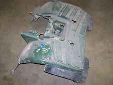 yamaha timberwolf 4x4 250 rear back fender plastic fenders yfb250 green 94 95