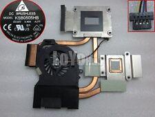 For Hp dv6-6000 dv7-6000 Heatsink fan Delta KSB0505HB 666391-001 4-Pin