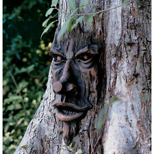 Spirit of the Woods Middle Earth Spirit Magical Forest Greenman Tree Sculpture
