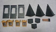Pièces de toit pour maison 1900 Playmobil 5300 5301