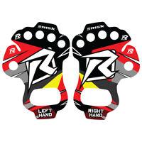 RISK RACING MX ENDURO PALM PROTECTORS ADULT PALM SAVERS MX MTB BMX