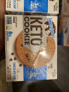 keto cookies Lenny and Larry's chocolate chip case of 12
