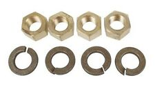 33816Kit Brass Nut & Washer Kit for Exhaust Manifold for 9N 2N 8N Ford Tractors