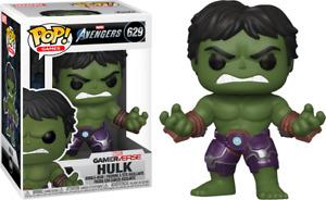 Avengers (Video Game 2020) - Hulk Pop! Vinyl-FUN47759-FUNKO