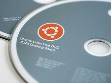Ubuntu Linux 20.04.1 Lts Live Dvd & Installation Media