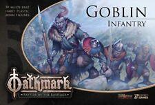 Frostgrave Oathmark Goblin Infantry 28mm Scale By Osprey Games