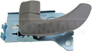 Dorman 83566 Interior Door Handle Front Left Beige For 03-09 Kia Sorento