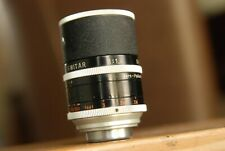 Kern Switar H16 RX 50mm F1.4 C Mount Lens Bolex H16 camera Lens