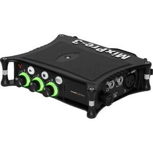 Sound Devices MixPre-3 II 3-Channel 32-Bit Field Recorder