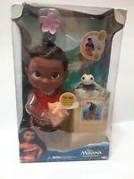 Moana Disney Giggling Baby Doll Brand New..