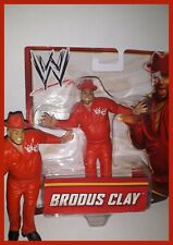 Brodus Clay action Figure WWE Sport boxer