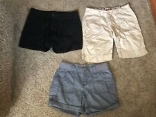 Lot of woman's shorts sz 5  Unionbay/OP Great condition!