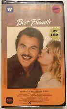Best Friends VHS rare Clamshell Burt Reynolds Goldie Hawn Warner Bros Bigbox OOP