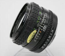 Sigma Mini-Wide II 28mm F2.8 Pentax K Mount Prime Lens SLR/Mirrorless Cameras