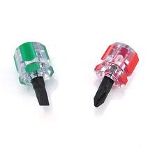 8Pcs Uhr-Glas-Telefon-Brillen-Reparatur-flache Phillips-Schraubenzieher-Satz