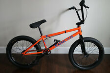 2016 DK General Lee BMX Bike 20 Inch Limited Edition to 50 Units 100% Chromoly