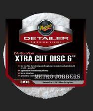 """Meguiars DMX6 DA Microfiber Xtra Cut Disc - 6"""""""