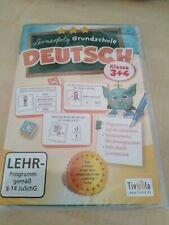 PC Lernerfolg Grundschule Deutsch Klasse: 3+4 NEU&OVP